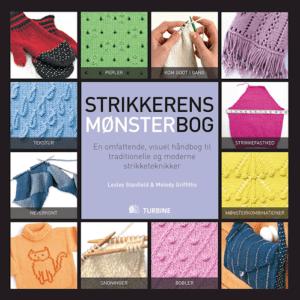Strikkerens mønsterbog af Lesley Stanfield og Melody Griffiths
