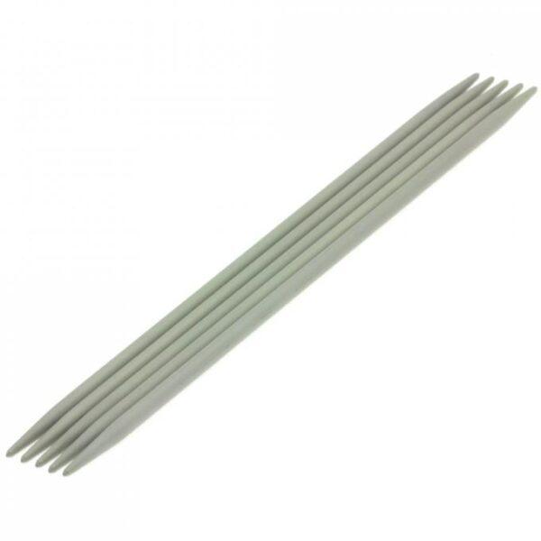 Strømpepinde aluminium 20 cm - 5,0 mm