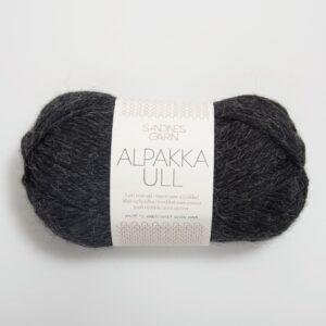 Sandnes Alpakka Ull 1088 - Koks