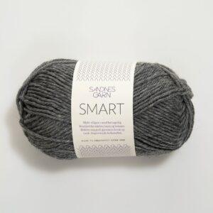 Sandnes Smart 1053 - Mørk gråmeleret