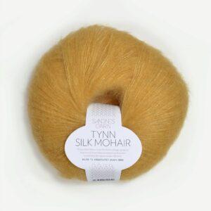 Sandnes Tynn Silk Mohair 2113 - Strågul