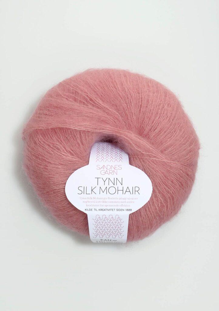 Sandnes Tynn Silk Mohair 4323 - Rosa
