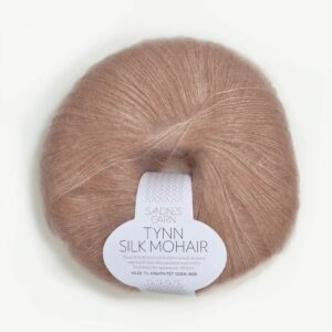 Garn Sandnes Tynn Silkmohair 3511 - Pudder-Rosa