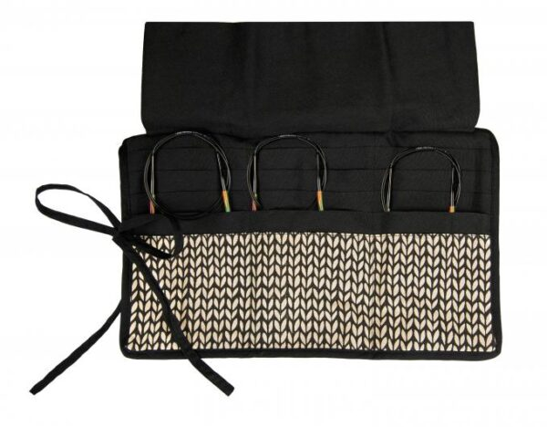Taske til opbevaring af rundpinde