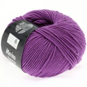 Lana Grossa Cool Wool 592 - Lilla