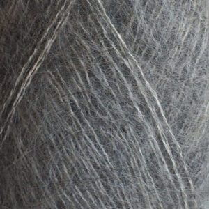 Isager Silk Mohair farve 3s