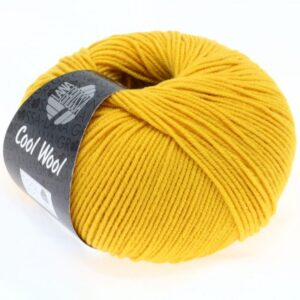 Lana Grossa Cool Wool 2005 - Gul