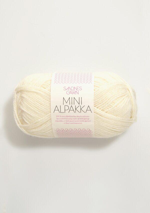 Sandnes Mini Alpakka 1012 - Natur