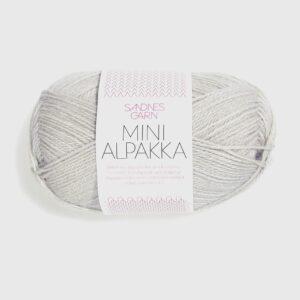 Garn Mini Alpakka 2320 Kalk