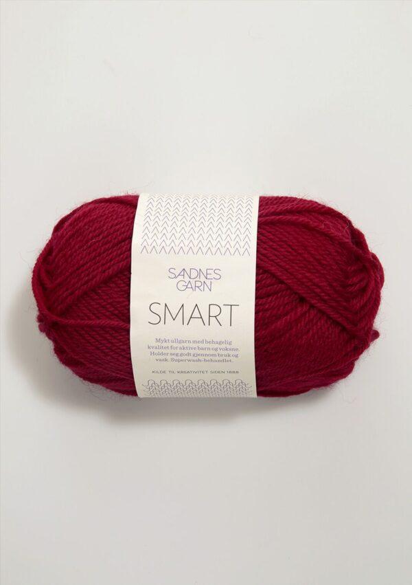 Sandnes Smart 4065 - Vinrød