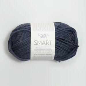 Sandnes Smart 6072 - Blågrå meleret