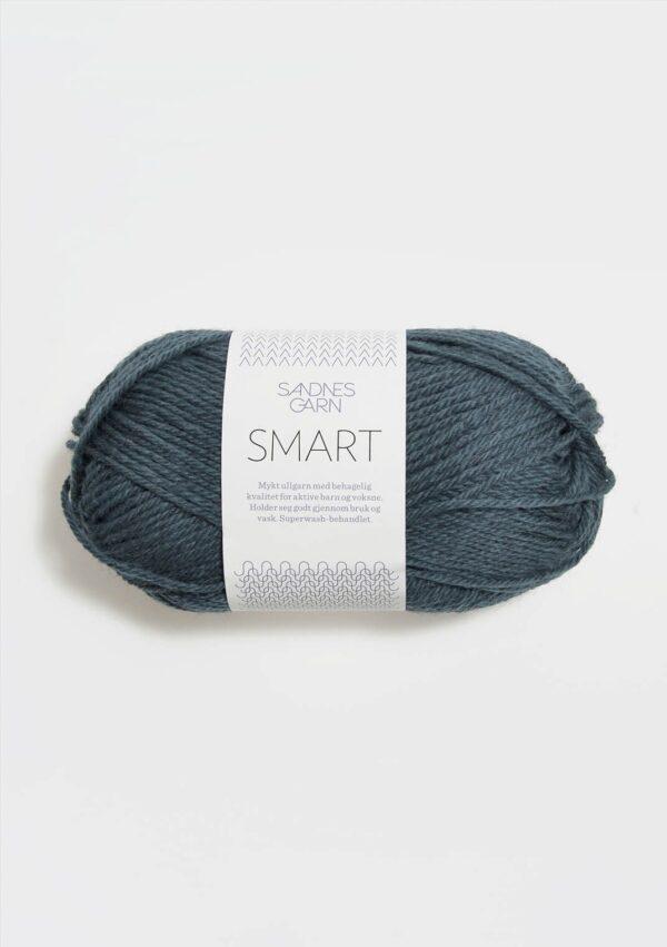 Sandnes Smart 6272 - Mørk Blåmeleret