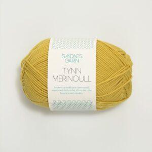 Sandnes Tynn Merinoull 2015 - Majsgul