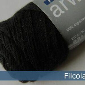Garn Arwetta 102 - Black