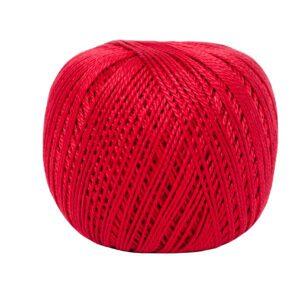 DMC Petra 5321 - Rød