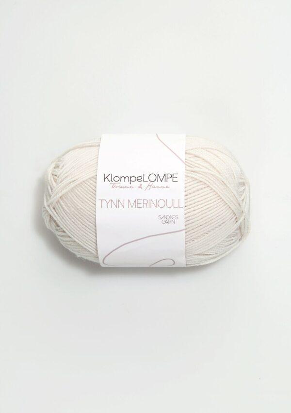 Klompelompe Tynn Merinoull 1013 - Kit