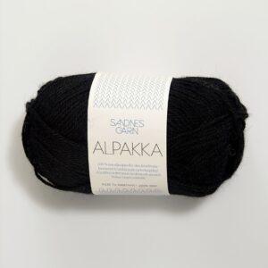 Alpakka 1099 fra Sandnes Garn