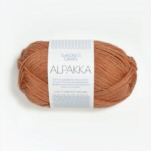 Sandnes Alpakka 2734 - Brændt Sand