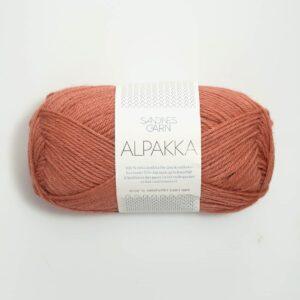 Sandnes Alpakka 3834 - Lys Terracotta