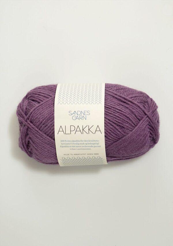 Sandnes Alpakka 4853 - Lyng