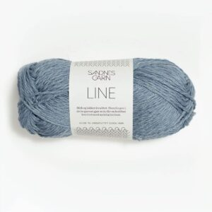 Sandnes Line 6531 - Isblå