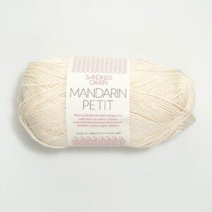 Sandnes Mandarin Petit 1012 - Natur