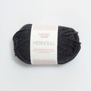 Sandnes Merinoull 1055 - Koksmeleret