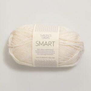Sandnes Smart 1001 - Hvid