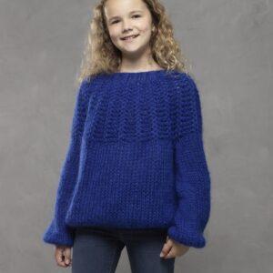 Teen sweater i dobbelt Dolce - opskrift 4612