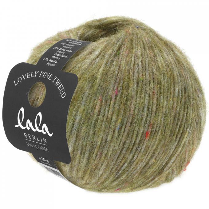 Lala Berlin Lovely Fine Tweed - Før 65,00 - Black Days pris kun 49,00