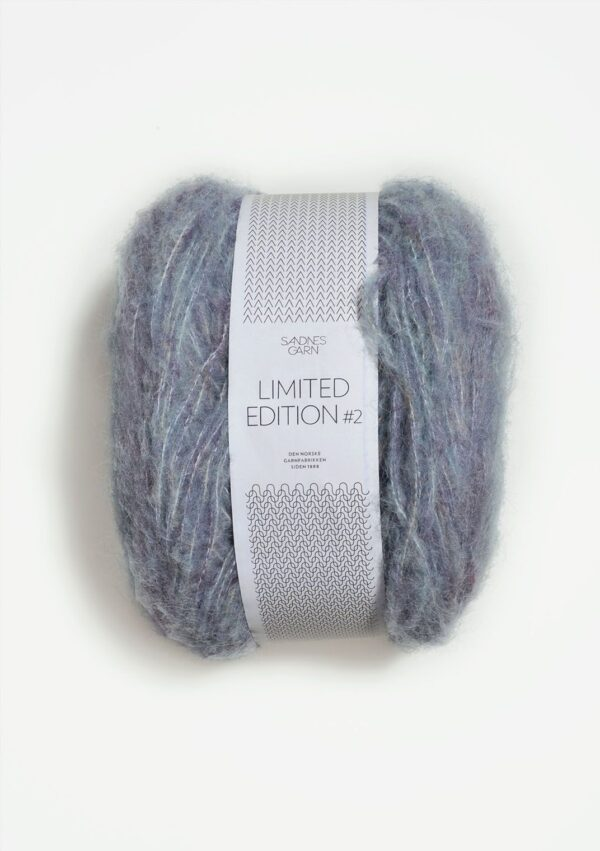 Limited Edition #2 7500 - Blå 2