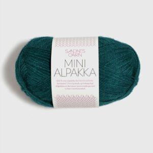 Sandnes Mini Alpakka 6765 - Petrol