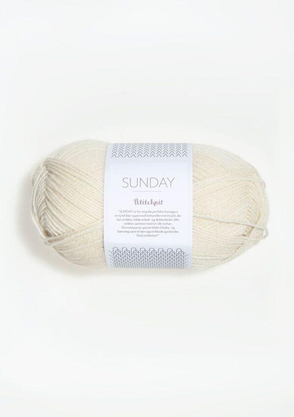 Sandnes Sunday 1012 - Whipped Cream
