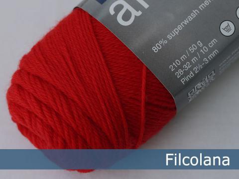 Arwetta 138 - Geranium Red