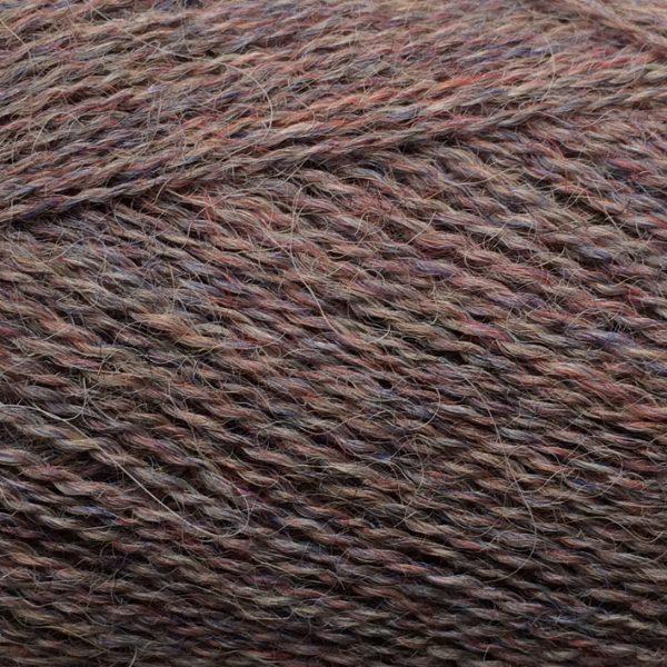 Isager Alpaca 1 farve Sky