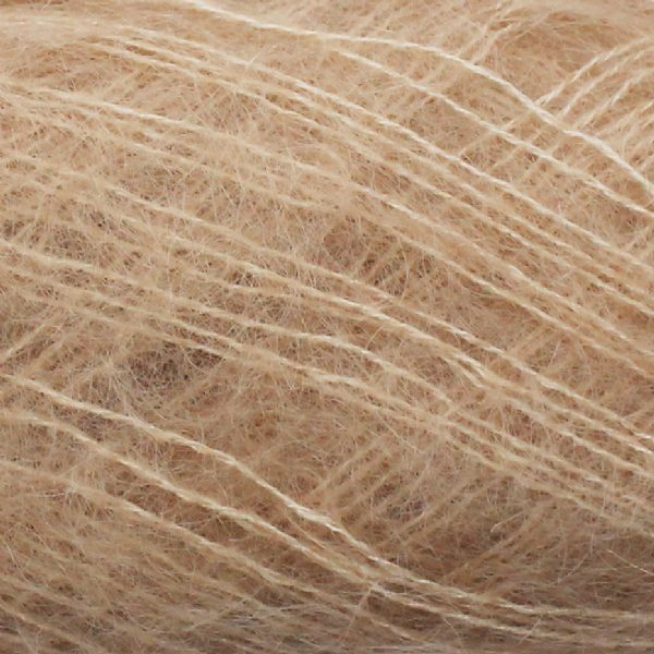 Isager Silk Mohair farve 6