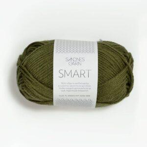 Sandnes Smart 9553 - Olivengrøn
