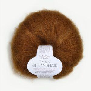 Sandnes Tynn Silk Mohair 2755 - Gyldenbrun