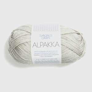 Sandnes Alpakka 2320 - Kalk