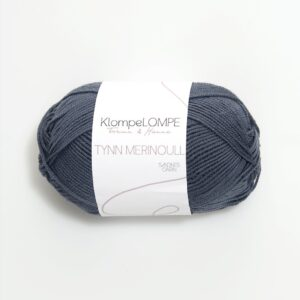 Sandnes KlompeLompe 6061 - Mørk Gråblå