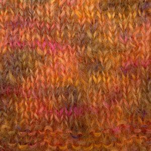 Mohairgarn Bella Color by Permin 883152 - Orange