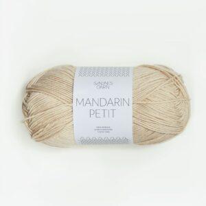 Sandnes Mandarin Petit 3011 - Mandelhvid
