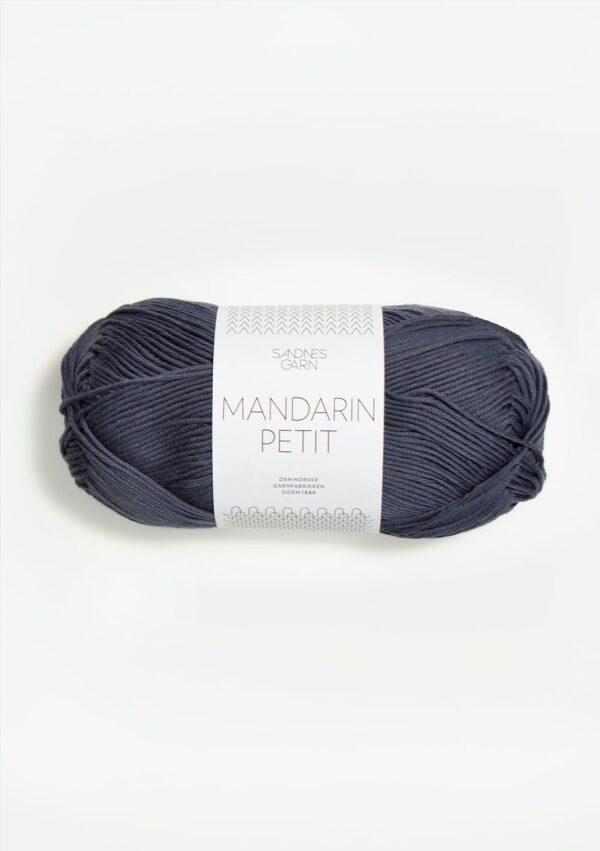 Sandnes Mandarin Petit 6061 - Mørk Gråblå