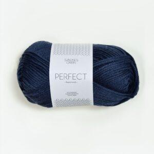 Sandnes Perfect 6062 - Mørk blå