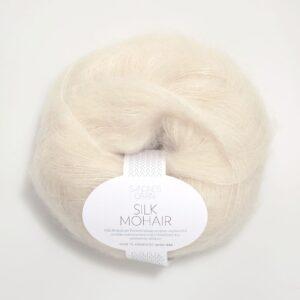 Silk Mohair fra Sandnes Garn