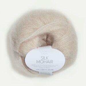 Garn Silk Mohair 1015 Kit