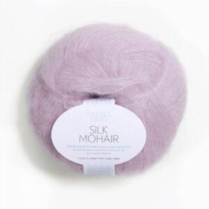 Garn Silk Mohair 4612 Syren