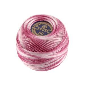 DMC Blondegarn - 48 Pink Multifarvet
