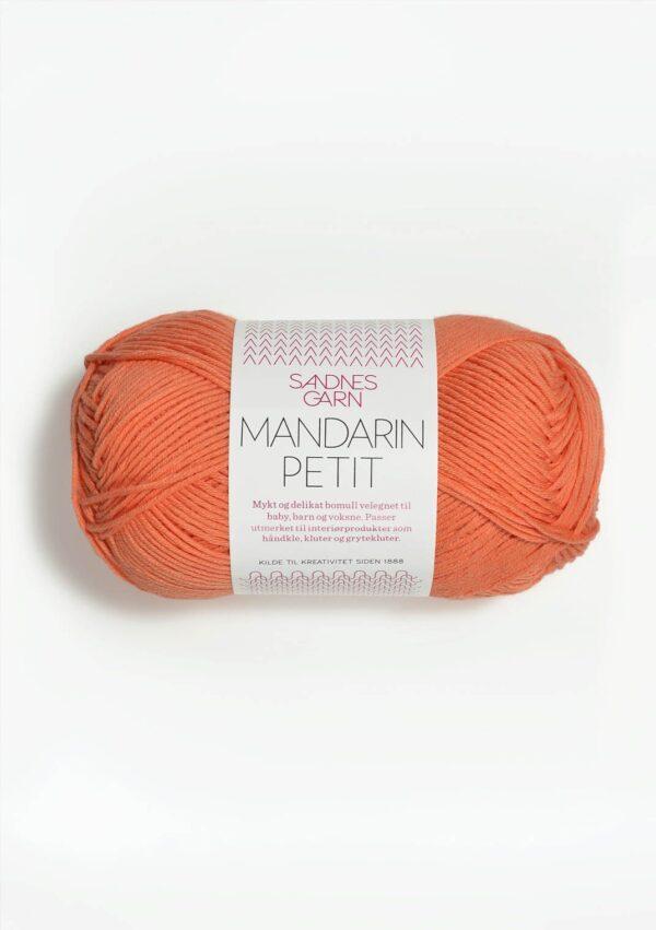 Sandnes Mandarin Petit 3316 - Orange