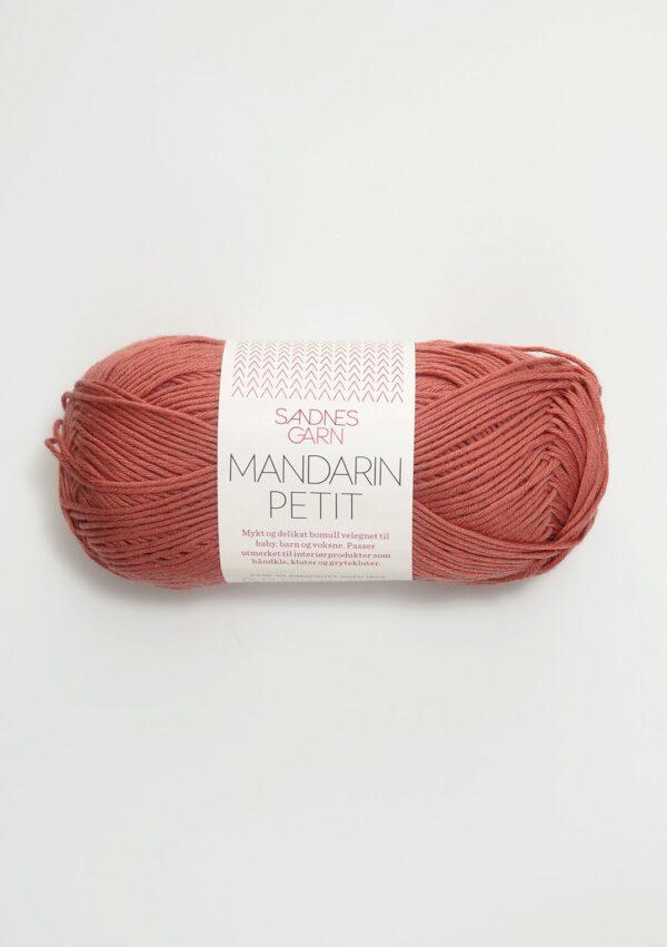 Sandnes Mandarin Petit 4234 - Terracotta
